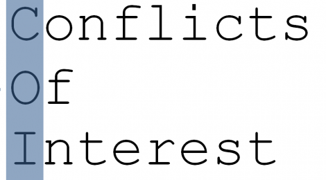 Issue 17(2): Conflicts of interest