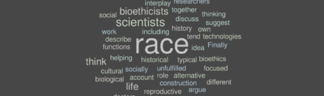 Bioethicists Should Be Helping Scientists Think About Race